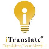 ترجمة معمتدة اي ترنسليت جروب itranslate group  شركة ترجمة معتمدة في المعادي
